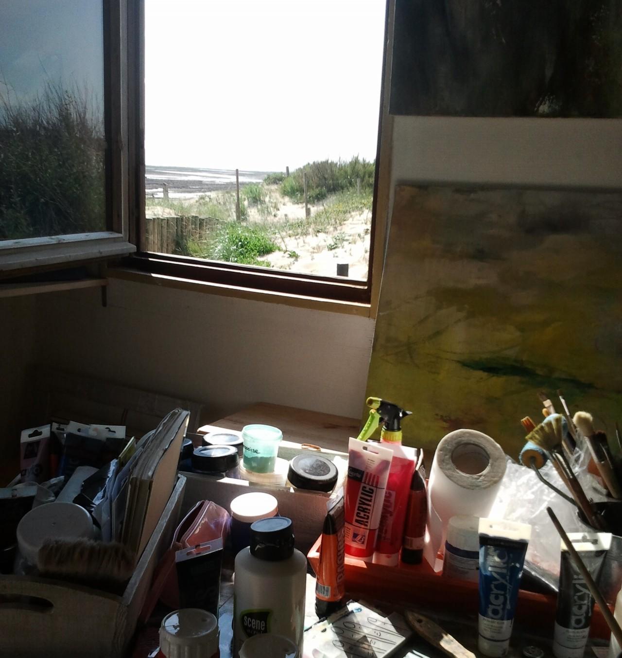 Stage de peinture du 20 au 24 Octobre 19